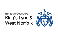 Kings Lynn & West Norfolk Logo