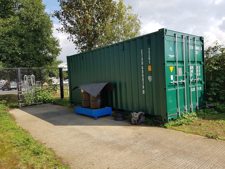 Dulverton Container